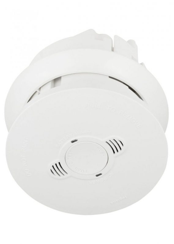 Smoke detectors used to ensure the safety of your home and your family.